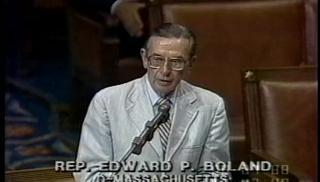 Edward Boland