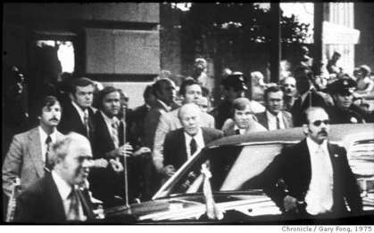 Ford assassination attempt Sarah Jane Moore