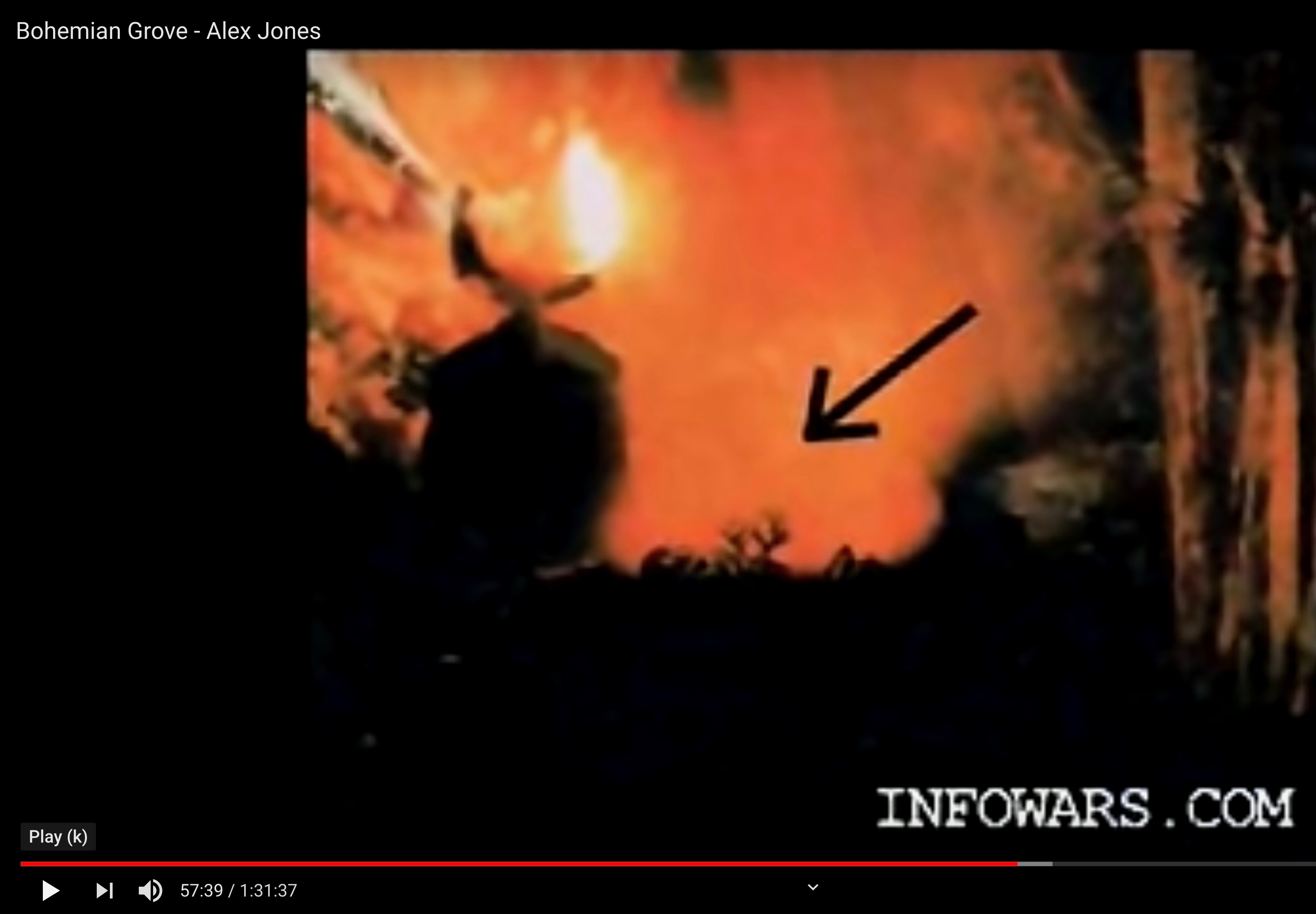 Alex Jones Bohemian Grove 1