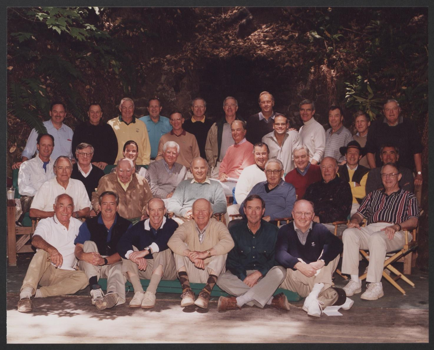 Camp Mandalay Bohemian Grove
