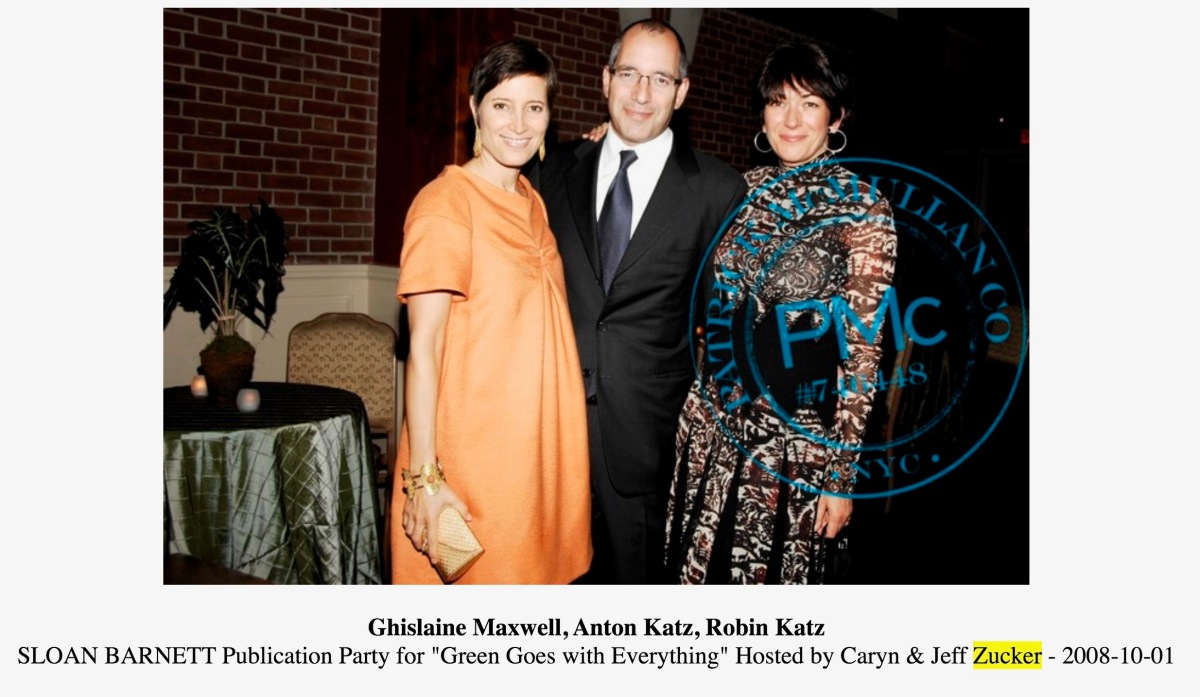 Partying on the Run, the Lifestyle of Ghislaine Maxwell and Jeffrey Epstein