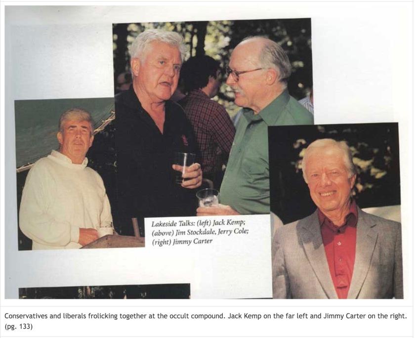 Jimmy Carter Bohemian Grove