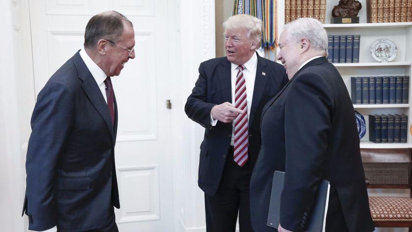 Lavrov Trump
