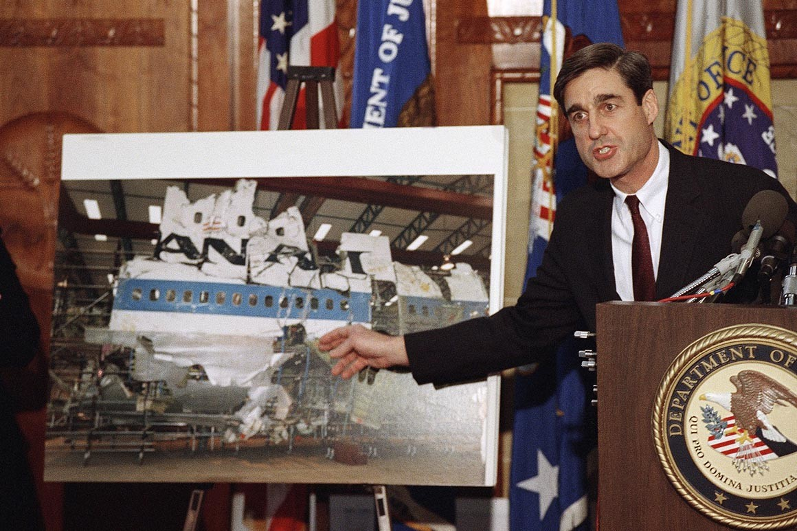 Mueller Pan Am 103