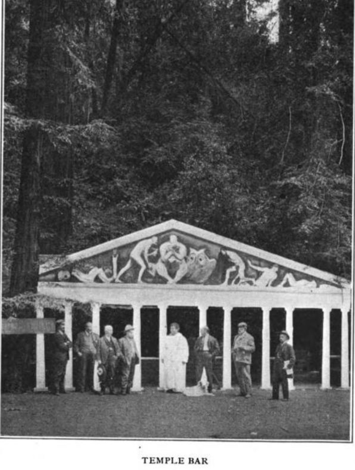 Temple Bar Bohemian Grove