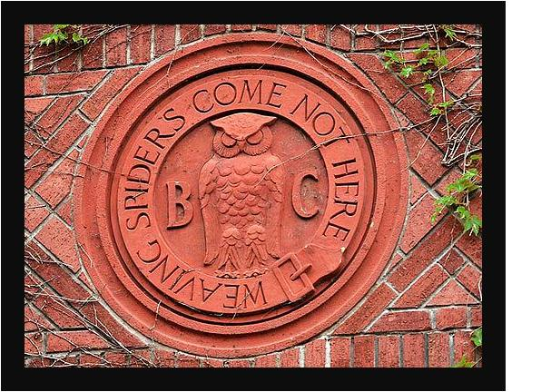 Weaving Spiders Come Not Here Main Entrance 624 Taylor Bohemian Grove
